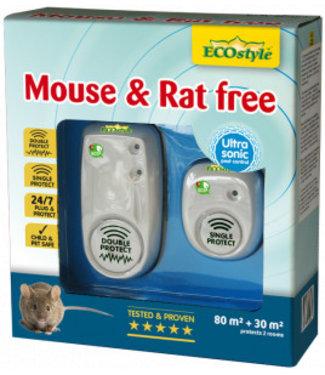 Ecostyle Mouse & Rat free 80+30 m2