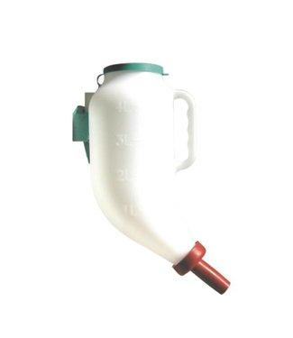 Kalverdroogvoerfles 4 liter compleet