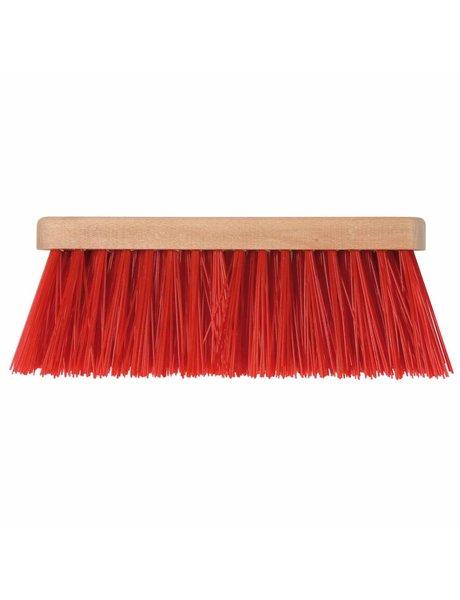 Talen Tools Bezem rood 28cm