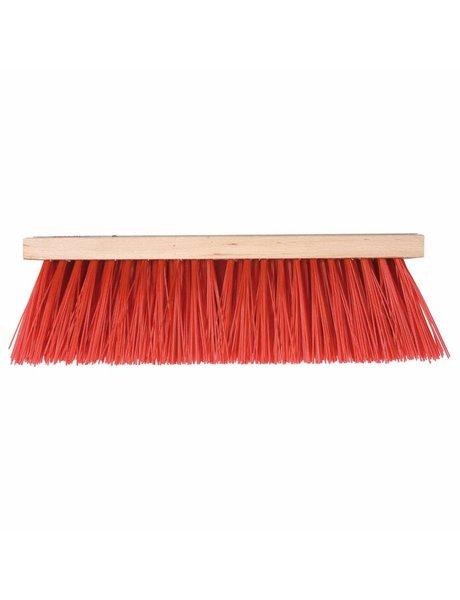 Talen Tools Bezem rood 41cm