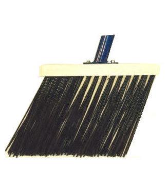 Talen Tools Gootbezem nylon 40cm zwart