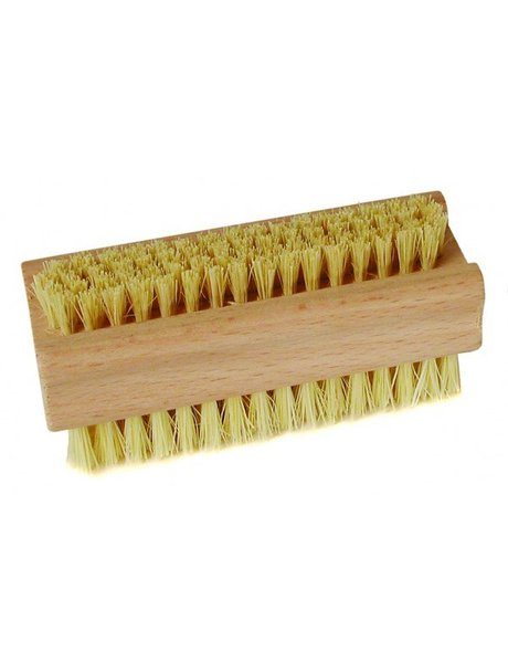Nagelborstel hout fiber