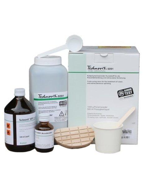 Technovit met versneller 10 behandelingen