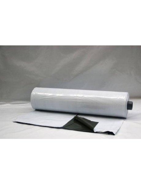 Hermetix groen-wit landbouwplastic