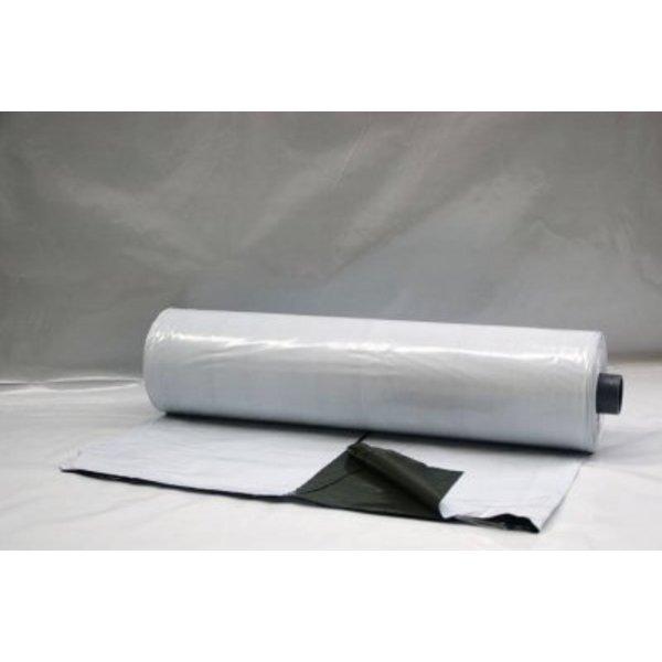 Hermatix groen-wit landbouwplastic