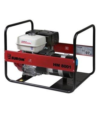 Eurom Eurom HM8001 Aggregaat Generator