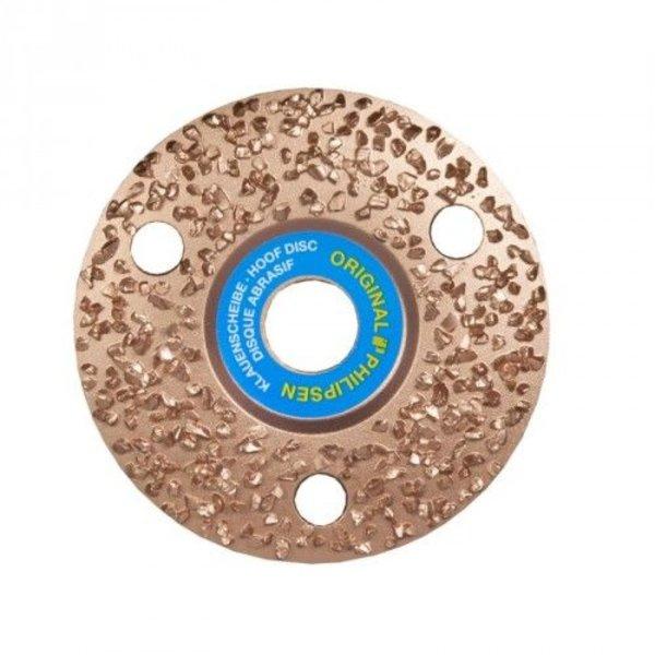Hoefslijpschijf Philipsen Super 115 mm
