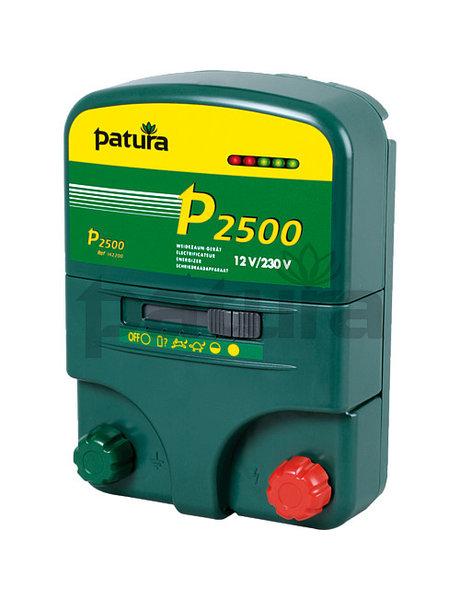 Patura P2500 multifunctionele schrikdapparaat  230V / 12V