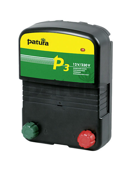 Patura P3 combiapparaat 230V/12V