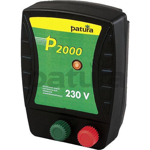 Patura P2000, multifunctionele schrikdapparaat  voor 230V stroomaansluiting