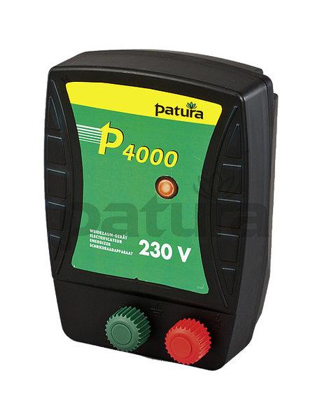 Patura P4000, schrikdraadapparaat voor 230 V stroomaansluiting
