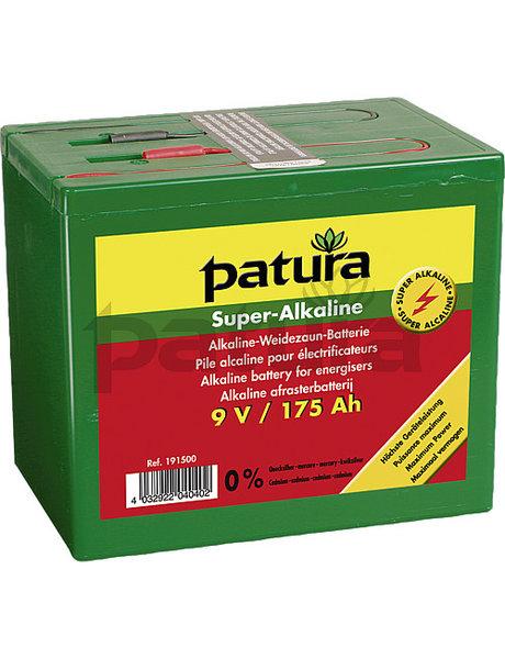 Patura Super Alkaline Batterij 9V
