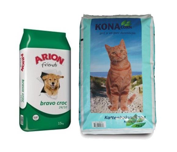 Voeding Hond & Kat