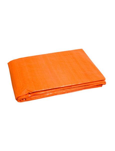 Dekkleed Oranje lichtgewicht