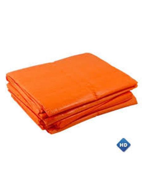 Dekkleed oranje 150 gram extra zwaar