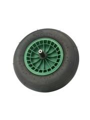 Altrad Kruiwagenwiel groen 20
