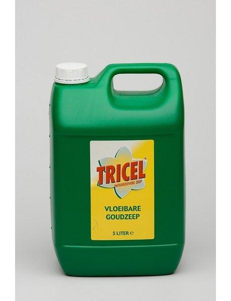 Tricel goudzeep vloeibaar 5L
