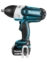 Makita Slagmoersleutel 18V DTW450RTJ