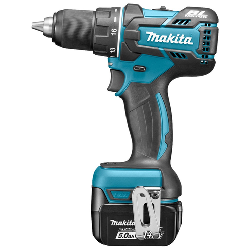 Makita Accuboormachine 14,4Volt DDF470RTJ