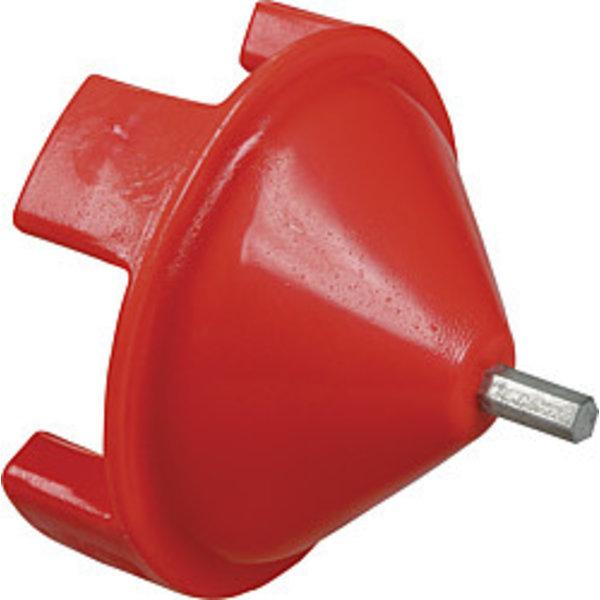 oprol adapter boormachine haspel met draagborststel
