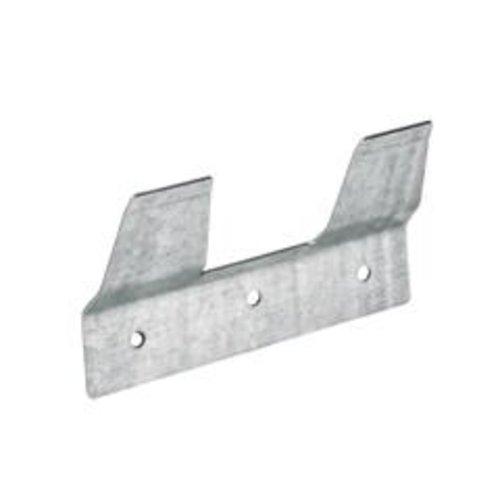 Ophangplaatje verzinkt voor kalveremmer