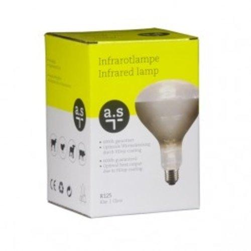 IR warmtelamp wit 250 watt R125 VX