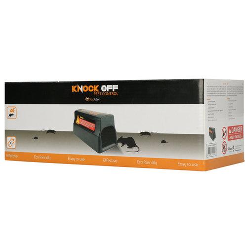 knock off elektrische muis/rat val