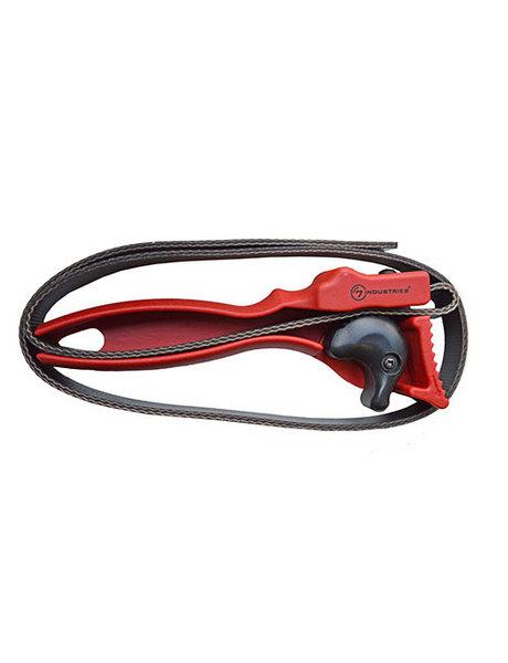 Bandsleutel 240mm met rubber band 900mm