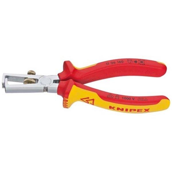 knipex Kabelstriptang 160mm VDE