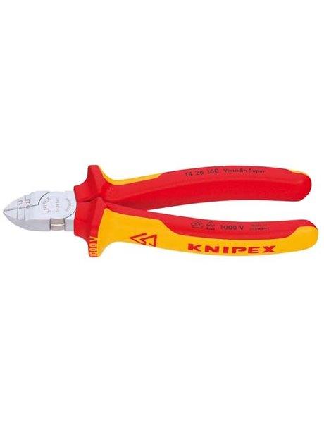 knipex Kabelstrip- en zijsnijtang VDE