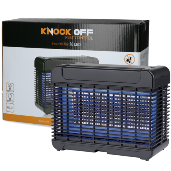 knock off Knock Off Insecten Killer 16 LED