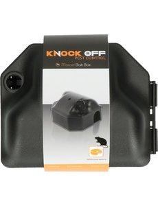 knock off Knock Off Voerdoos Muis incl. sleutel