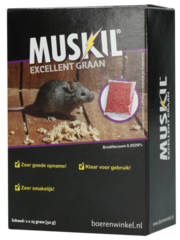 knock off Muskil Excellent Graan Muis 50 gram (2x25g)