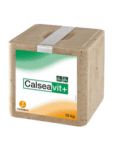 Calsea Calseavit+ 15kg mineralen blok