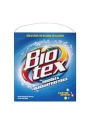 Biotex voorwas & vlekkenverwijderaar 4Kg