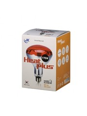 Warmtelamp Heat Plus  Rood 150W BR125