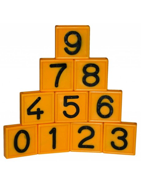 Koeriem schuifnummer geel