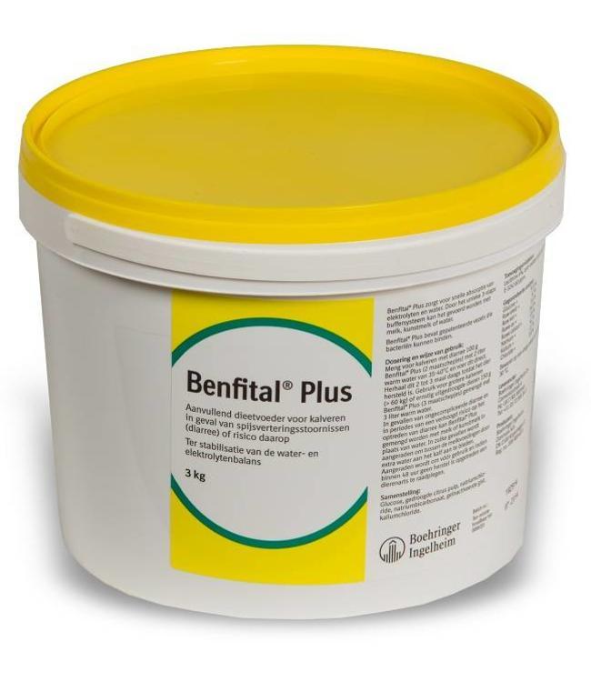 Boehringer Benfital Plus 3Kg