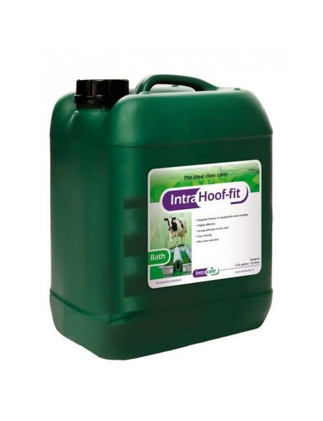 Intracare Hoof-fit bath 20 Liter
