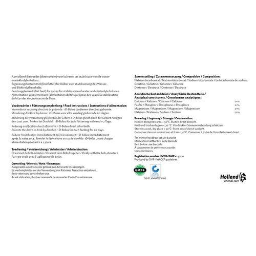 D-Bolus (Bicarbonaat pil) 24 stuks
