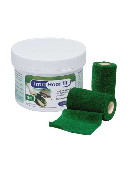 Intracare Hoof-fit Gel + 12 tape