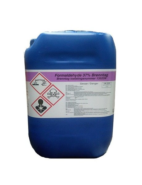 Brenntag Formaline 37% 20 Kg