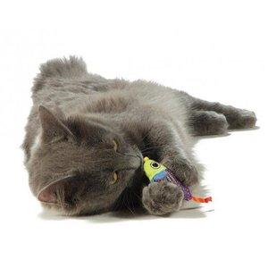 Speelgoedmuis met Catnip voor Katten