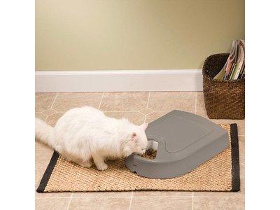 Eatwell Digitale Kattenvoerbak voor 5 Maaltijden