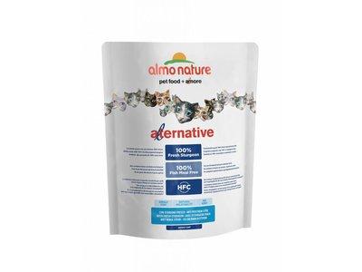Almo Nature Alternative Droogvoeding voor Katten Steur & Rijst