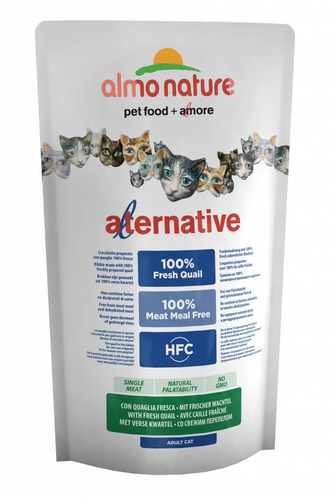 Alternative Droogvoeding voor Katten Kwartel & Rijst