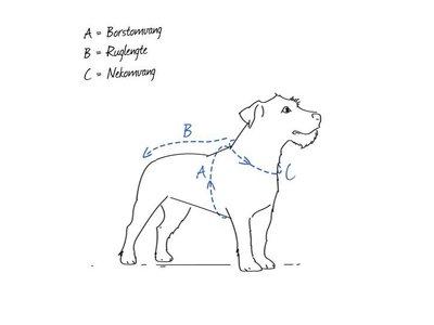 Puppia Hondenharnas Verstelbaar Soft Vest in 6 Kleuren van XS tot XL