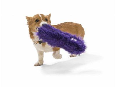 Speelgoed Hond - Sterk, Wasbaar en Duurzaam - Zogoflex Rowdies - Oranje, Bruin of Paars - B Corp