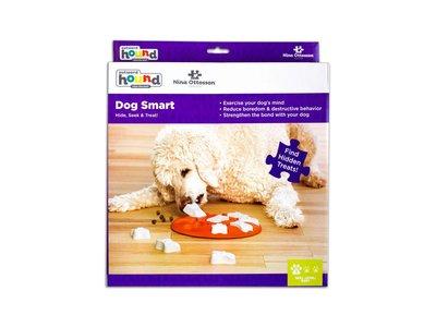 Interactieve puzzel voor Honden - Outward Hound Dog Smart  - Train de hersenen van je hond en Voorkom verveling - Hondenspeelgoed