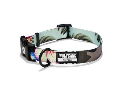 StreetLogic  Camo Aloha Honden Halsband